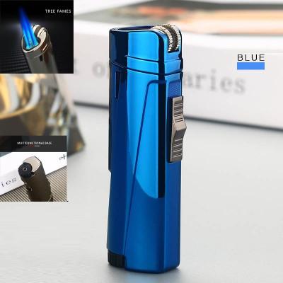 GG 027-BLUE Torch lighter Blue gas 3 flame