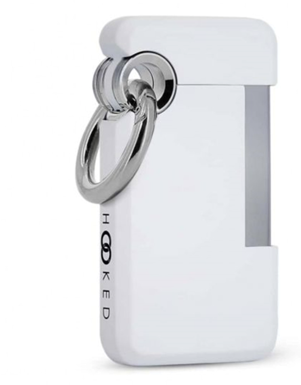 S.T. Dupont Hooked Coco Lighter (White)