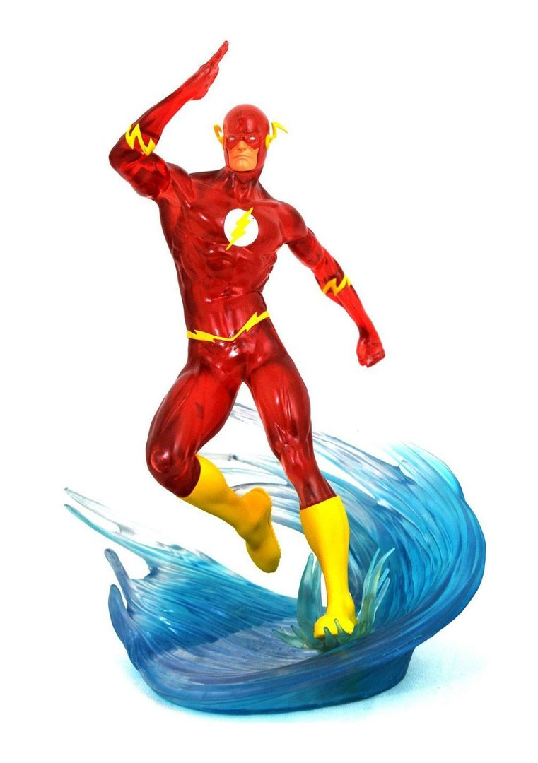 DC Gallery PVC Statue The Flash SDCC 2019 Exclusive 23 cm