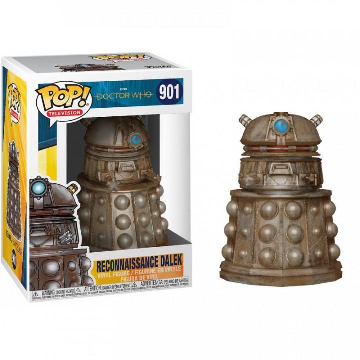 Doctor Who POP! TV Vinyl Figure Reconnaissance Dalek 9 cm