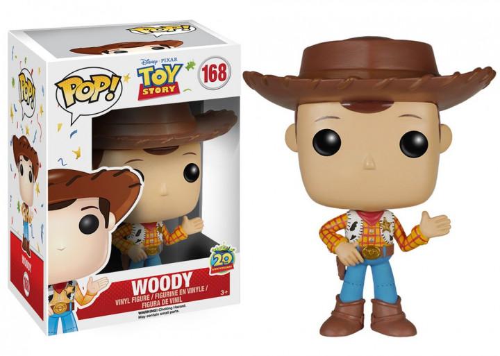Toy Story POP! Disney Vinyl Figure 20th Anniversary Woody 9 cm