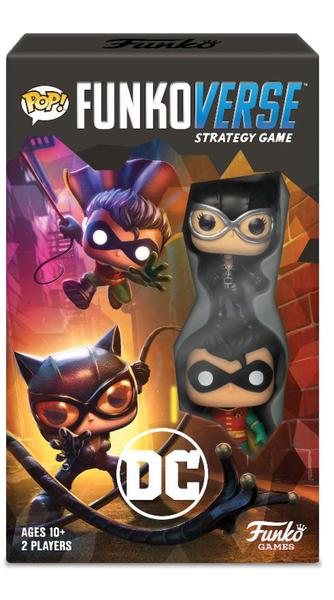 DC Comics Funkoverse Board Game 2 Character Expandalone