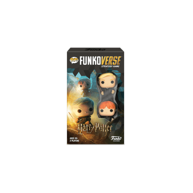 Harry Potter Funkoverse Board Game 2 Character Expandalone