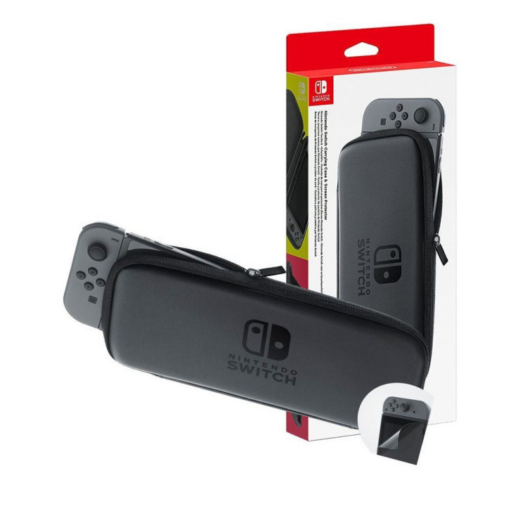 Nintendo Switch Carry Case LCD Protection Sheet