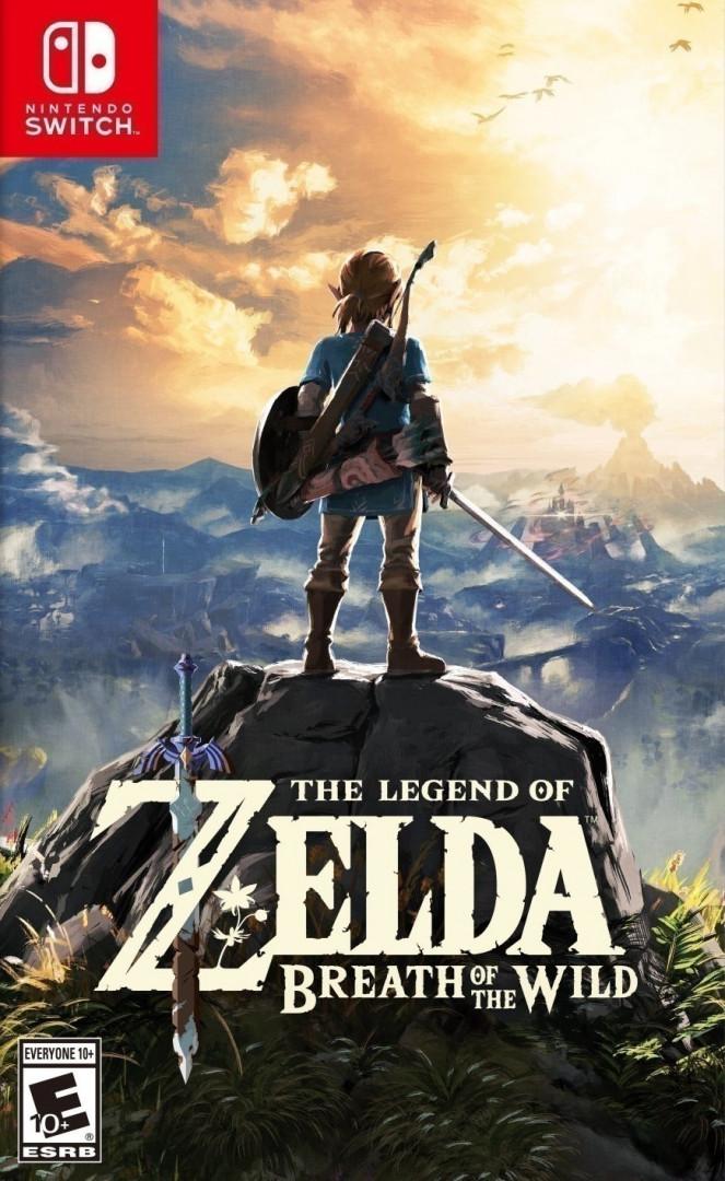 The Legend of Zelda: Breath of the Wild (NS)
