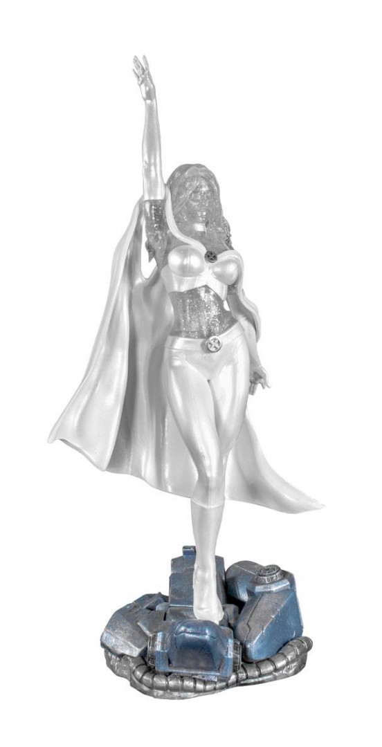 Marvel Comic Gallery PVC Diorama Emma Frost 30 cm
