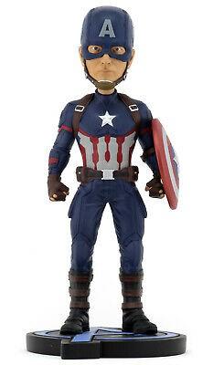 Avengers: Endgame Head Knocker Bobble-Head Captain America 20 cm