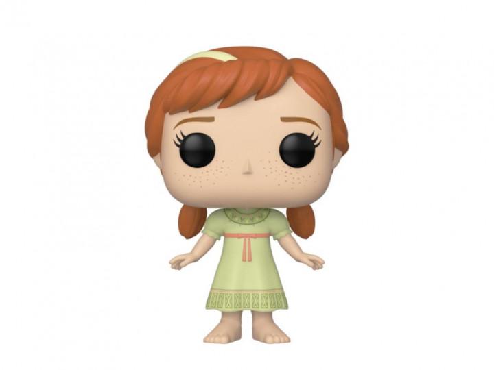 Frozen II POP! Disney Vinyl Figure Young Anna 9 cm