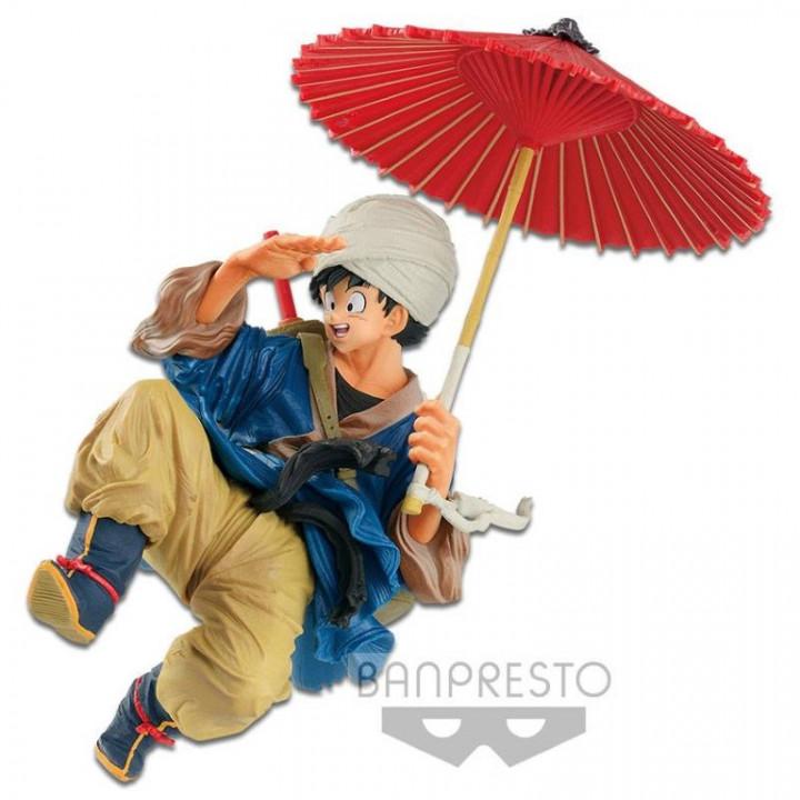 Dragon Ball Z BWFC PVC Statue Son Goku Normal Color Ver. 18 cm