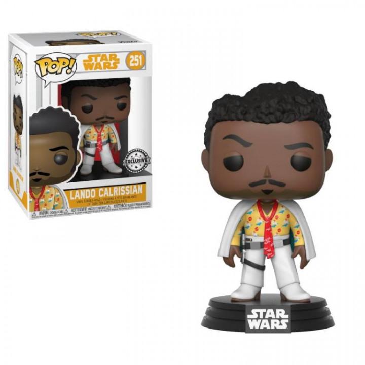 Star Wars Solo POP! Movies Vinyl Bobble-Head Lando 9 cm