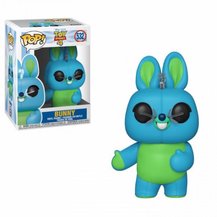Toy Story 4 POP! Disney Vinyl Figure Bunny 9 cm