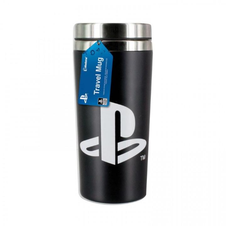 PlayStation Travel Mug Icons