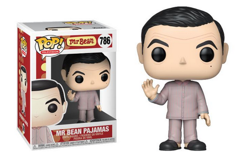 Mr. Bean POP! TV Vinyl Figures Mr. Bean