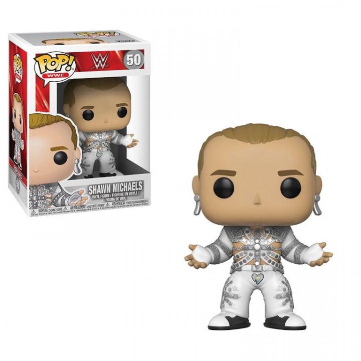 WWE POP! Vinyl Figure Shawn Michaels (WrestleMania 12) 9 cm