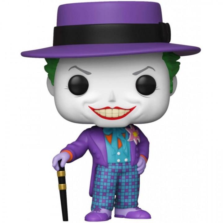 Batman 1989 POP! Heroes Figures Joker 9 cm