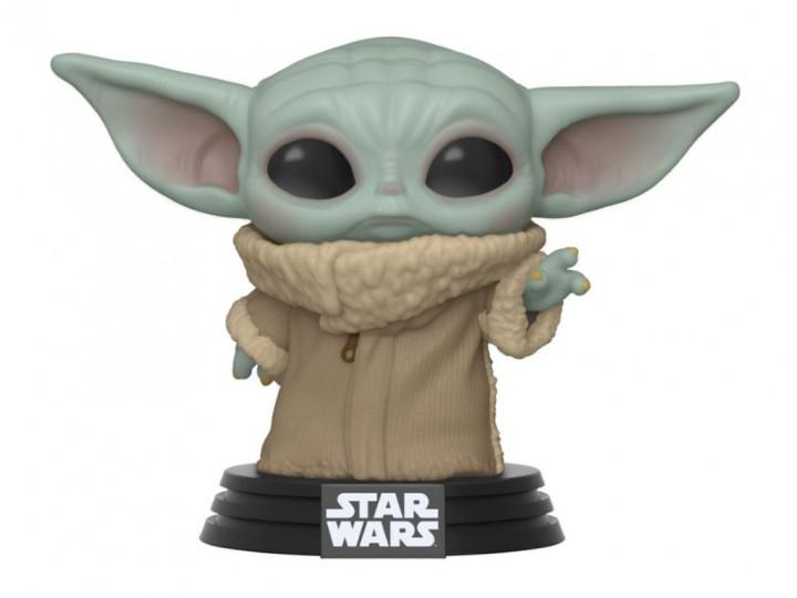 Star Wars The Mandalorian POP! TV Vinyl Figure The Child 9 cm