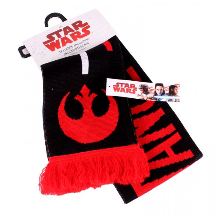 Star Wars Scarf - The Resistance