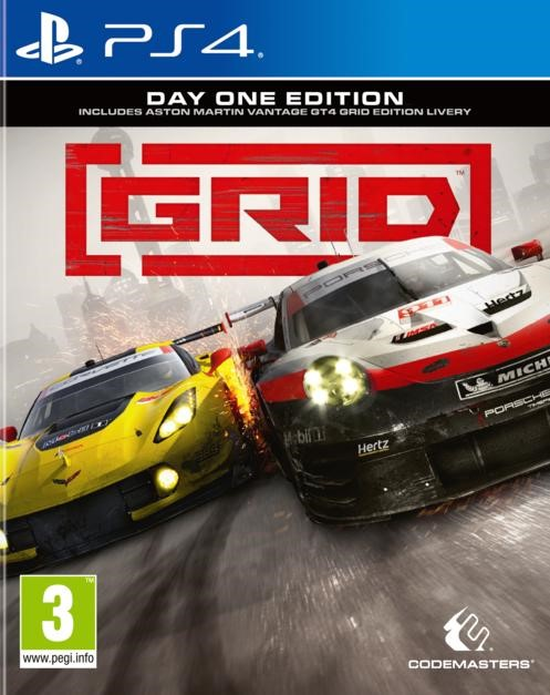 GRID Day One Edition (PS4)