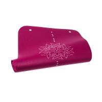 Tiguar Yoga Mat 183 x 60 x 0.5 cm  (Purple)
