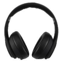 MIIEGO Boom Black in Black headphones