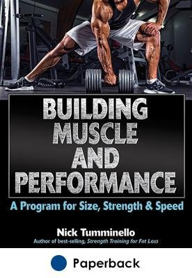 Human Kinetics Building Muscle and Performance