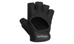 Harbinger Women Power Gloves Black - Small