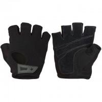 Harbinger Pro Wrist Wrap Gloves Black - Large