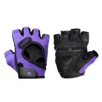 Harbinger Women Flexfit Glove Large Black/Purple