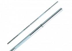 Barbell bar 30 mm x 150 cm - smooth recording
