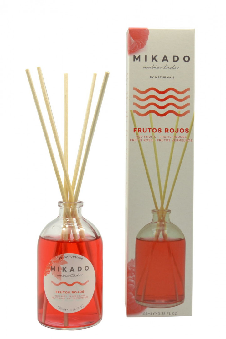 MIKADO Aromatic Sticks 100ML-FRUTOS ROJOS