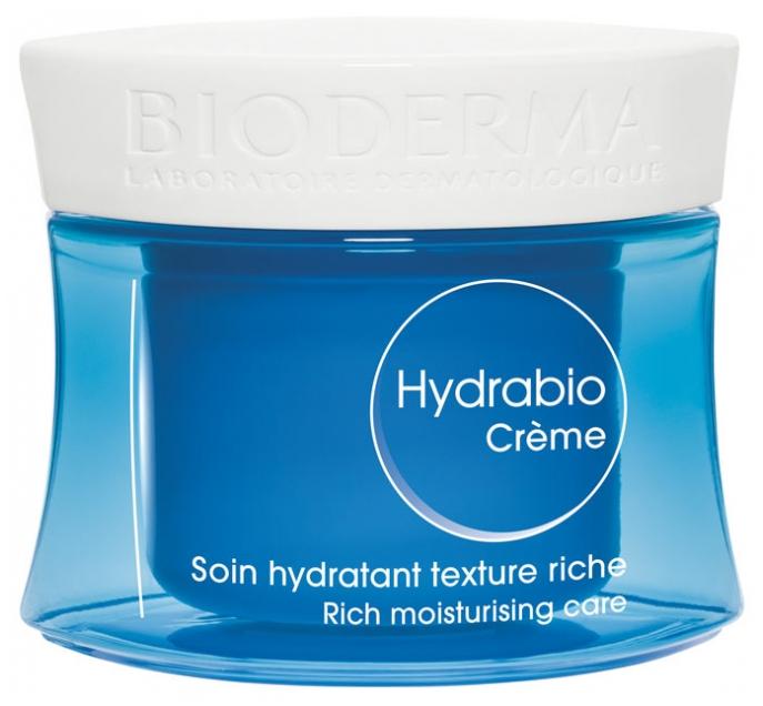 Bioderma Hydrabio Rich Moisturizing Cream 50ml
