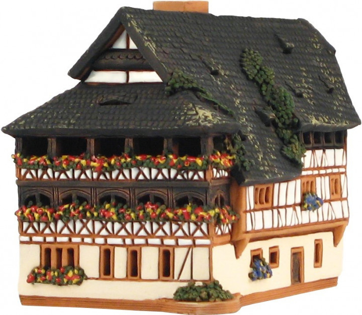 House in Strasburg - 12CM