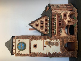 Sightseeing in Germany - 32cm x 21 cm