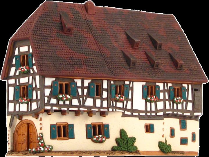 House in Kayserberg - 18CM