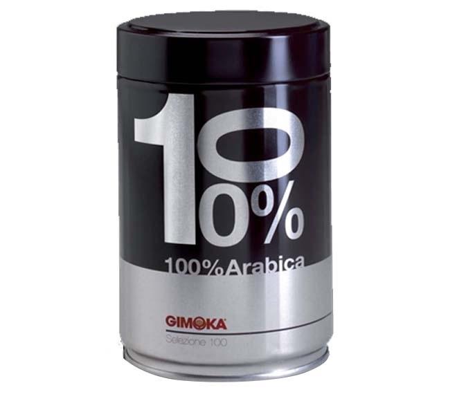 GIMOKA 250GR 100% ARABICA BEANS