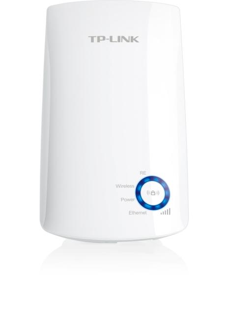 TP-LINK Universal Wireless Wall Mount Range Extender 300Mbps