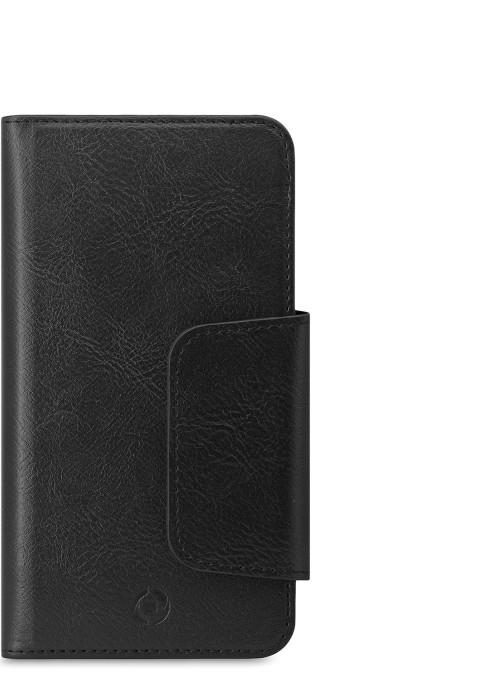 "Celly Duomo Wallet Case 5.8"" Black"