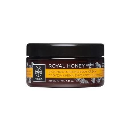 Apivita Honey Body Cream 200ml