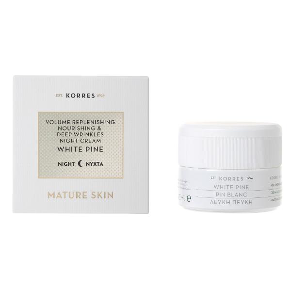 Korres White Pine Night Cream 40ml