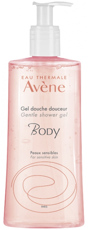 Avene Body Shower Gel 500ml