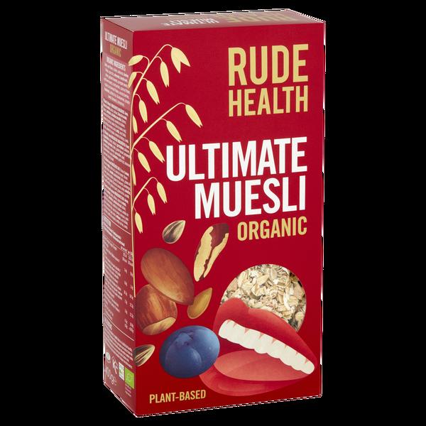 Rude Health BIO THE ULTIMATE MUESLI