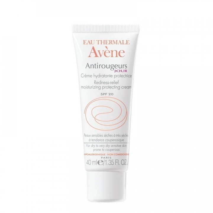 Avene Eau Thermale Antirougeurs Redness-Relief Day Cream SPF 20 40 ml