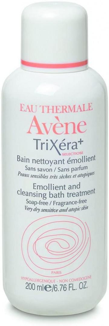Avene Trixera Emollient and Cleansing bath treatment 200ml