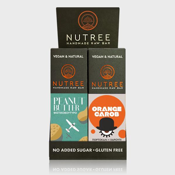 1 NUTREE BOX - 12 PIECES X 60G