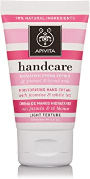 Apivita Moisturizing Handcare Cream with Jasmine & White Tea 50ml
