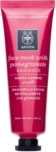 Apivita Radiance Face Mask with Pomegranate 50ml