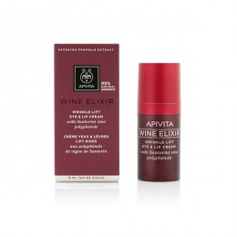 APIVITA Wine Elixir Eye & Lip Cream 15ml