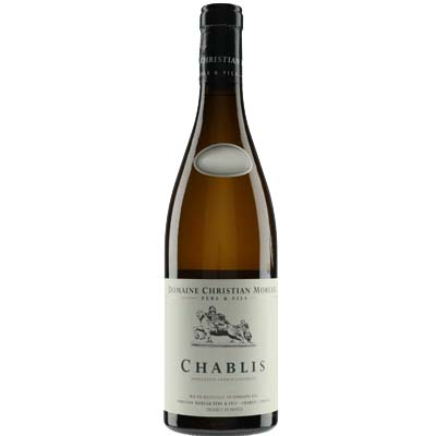 Christian Moreau Chablis AOC - 75cl