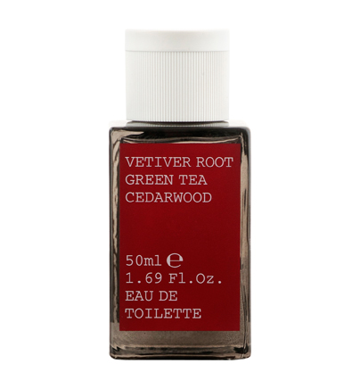 KORRES FRAGRANCE WOMEN Vetiver Root, Green Tea & Cedarwood 50ml