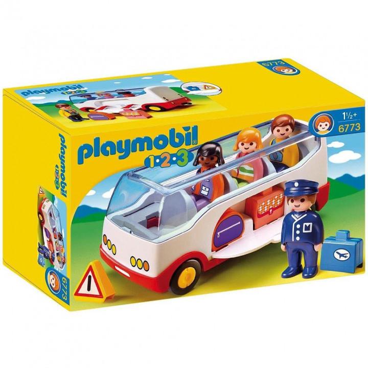 PLAYMOBIL 6773 - Πούλμαν